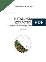 Metalurgia extractiva - Jorge Cácers.pdf