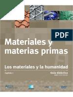 Materiales y Materias Primas