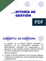 Audit Gestión