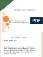 Clase Nº1 - Historia Clinica.pptx