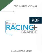 proyecto racing mas grande