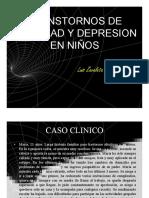 Ansiedad y Depresión en Niños