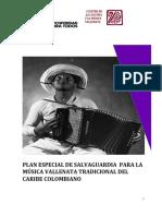 16-La música vallenata tradicional del Caribe colombiano - PES