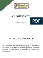 1- Aglomerantes