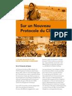 Ibon International - Policy Brief Nouveau Protocol Climate [Français]