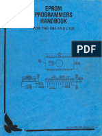 Eprom Programmers Handbook for C64 and C128 by CSM