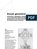 1 Dessin Geometral