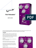 Riot Reloaded User Guide