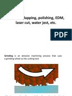 Grinding Etc