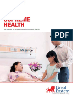 Supreme Health Brochure