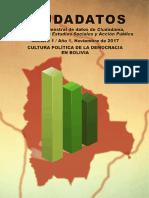 Boletín CIUDADATOS Nº1