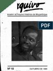 Boletim Do Arquivo Histórico de Moçambique Nº18 - Outubro de 1995