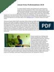 Kunjungi Blog Informasi Serta Profesionalisme 2018