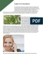Informasi Seputar Gadget serta Smartphone