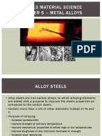Chapter 5-Metal Alloys