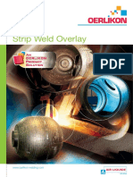 Strip Weld Overlay