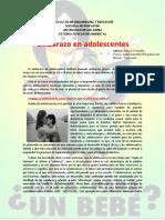 Embarazo en Adolescentes Francis Torrealba