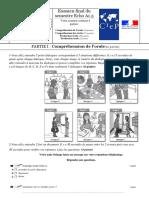Examen Final Du Semestre Echo A1.5