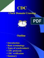 Clock DOM Crossing