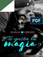 _Te Gusta La Magia_ - Emma Crespo