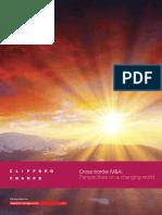 Cross Border Changing World