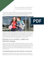 Strategy - Nestlé Roadmap to Good Food, Good Life _ Nestlé Global