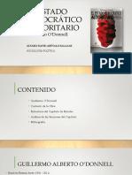 Expo2 - Estado Burocratico Autoritario