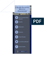 Work Related Mental Disorders