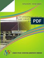 Statistik Daerah Kecamatan Waled 2013b
