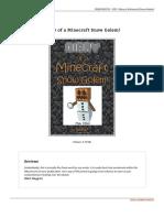 151974224X Diary of a Minecraft Snow Golem