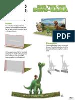 The Good Dinosaur Dino Rama