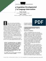 Vygotsky+language
