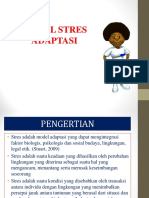 Model Stress Adaptasi Stuart Laraia