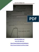 Examen de Fin de Formation Tscttp 2014 Theorique