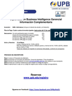 Dip Business Intelligence