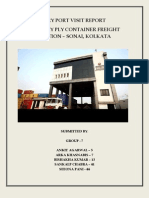 Report on Century Ply CFS, Kolkat