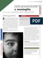 pediatric Meningitis Clinical