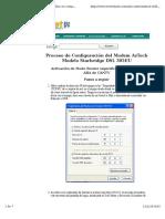 Configuracion Router StarBridge DSL 305EU
