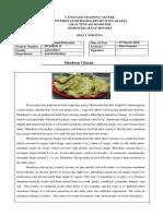 Agro_3 Essay Writing_ Suci Arianti Haryanto_20150210111_Mendoan Cilacap