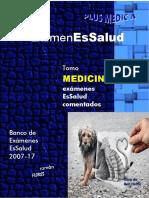 Cardiología EsSalud Exam Comenta2018