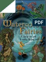 D.Riche, A.Franklin - Watercolor Fairies - Creating The Fairy World.pdf