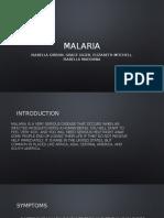 malaria powerpoint