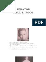 LEADERSHIP STYLE OF RAUL ROCO