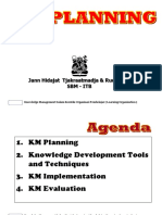Km Planning