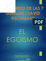 El Secreto de Las 7 Semillas (David