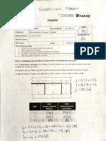 Examen Final Cálculo Aplicado Al Proyecto Eléctrico (Pauta de Corrección Forma B)