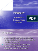 Ch. 11 Personality