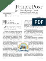 Pohick Post, April 2018