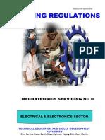 TR-Mechatronics Servicing NC II (2)