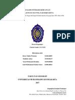 Analisis Interaksi Keruangan Kota Kupang